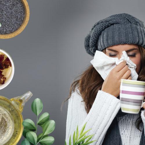 ¡Hora del Té! Remedios naturales