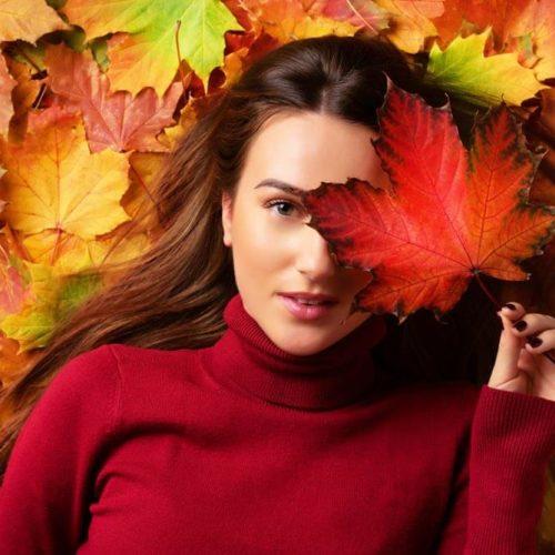 Peeling Facial en otoño -