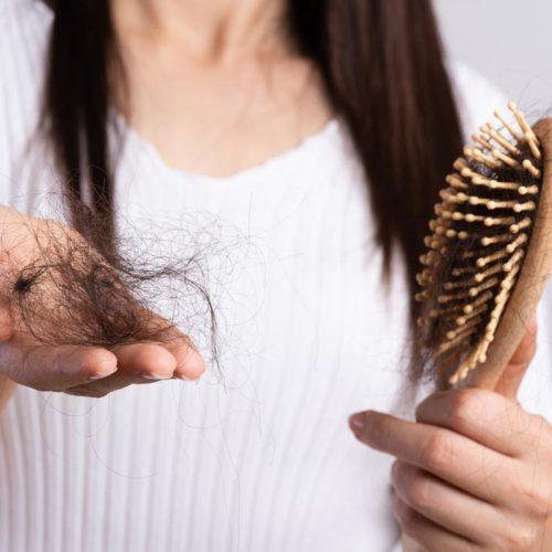 Hair loss during fall