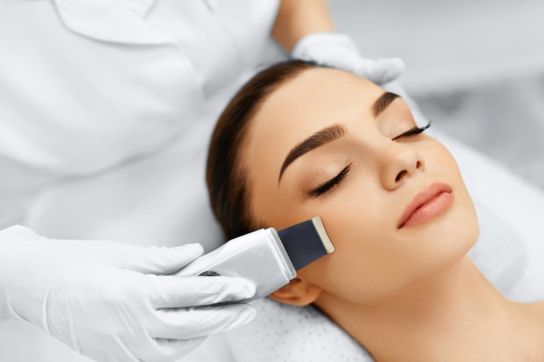 Renueva la piel de tu rostro con peeling facial - Facial Peel, After summer skin care